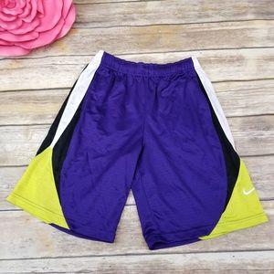⬇⬇ Nike Dri-Fit Basketball Shorts Boy LARGE 14